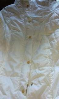 🚚 白色外套