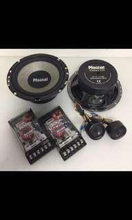 Magnat classic 216 Speaker with Focal Access 1 crossover and Tweeter