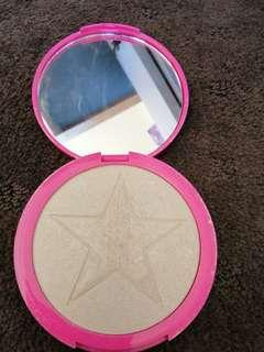 Jefree star highlighter ice cold