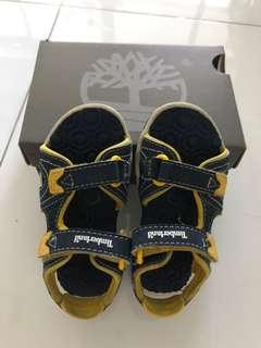Timberland sandals size US8