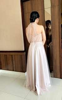Dress kondangan / bridesmaid / gown