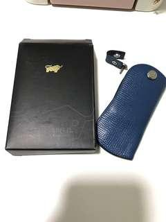 Braun Buffel Single Key Holder