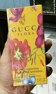 Gucci Flora Limited Edition Gorgeous Gardenia
