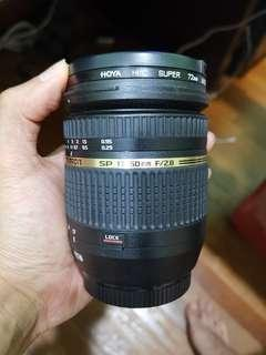 Tamron 17-50 f2.8 for Canon for sale