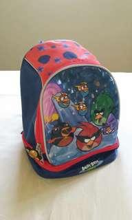 Angry bird space lunch/snack bag