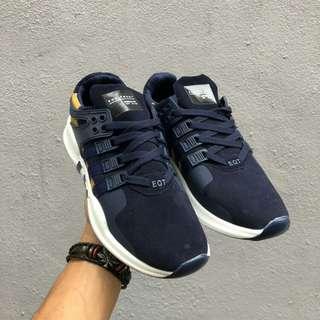 Adidas EQT Suede Navy Brown