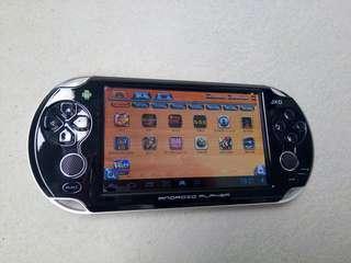 JXD retro game console
