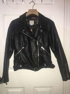 M Boutique Leather Jacket