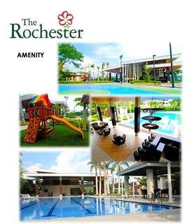 Rent to own near BGC!  (18K monthly)