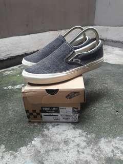 Sepatu Vans Slip On Japan Market