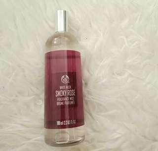 The body shop reject smooky rose