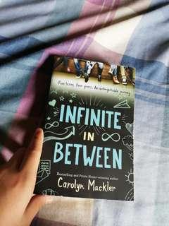 (pre carefully loved) INFINITE IN BETWEEN PERFECT CONDITION