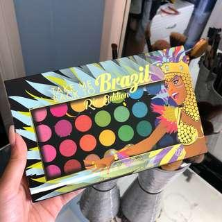 BH COSMETICS Take Me Back To Brazil Rio Edition