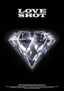 EXO - Repackage Album [ Love Shot]