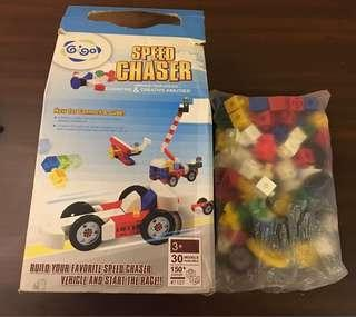 90% New young kids building toy