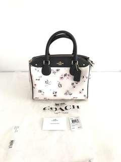 Coach mini bennette satchel
