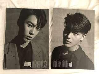 DOYOUNG / TAEIL A4