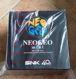 Brand New NEOGEO Mini