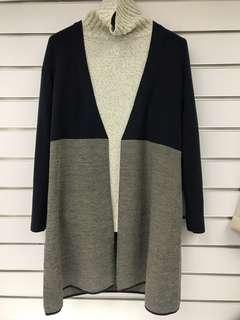 Brand new 💯 wool knitted cardigan, sweater 全新100%羊毛外套冷衫