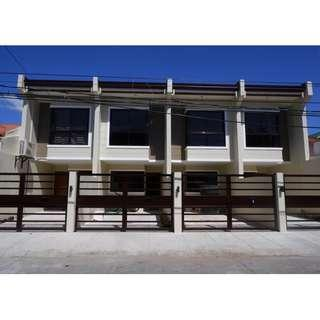 3 STOREY TOWNHOUSE IN PILAR VILLAGE