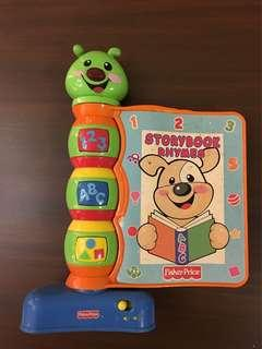 Baby toy book