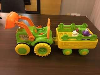 Baby toy truck