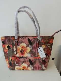 Guess Shoulder Bag Floral