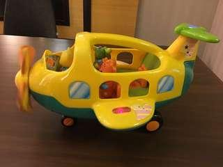 Baby toy airplane