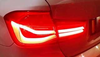 BMW F30 Tail Lights