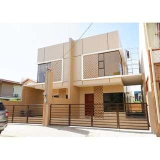 FOR SALE MODERN DESIGN DUPLEX HOUSE AND LOT IN PILAR VILLAGE