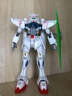 Gundam F91 1:100 模型