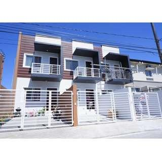BRAND NEW TRIPLEX HOUSE AND LOT IN PILAR VILLAGE