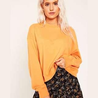 GLASSONS ORANGE JUMPER