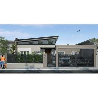 SPACIOUS MODERN DESIGN SINGLE DETACHED HOUSE IN LAS PINAS