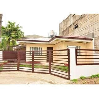 FOR SALE SINGLE ATTACHED HOUSE IN PILAR VILLAGE