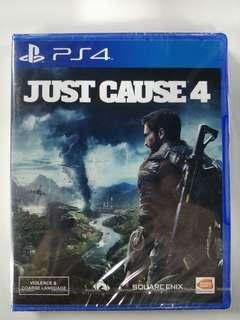 Just Cause 4 (R3/ENG)