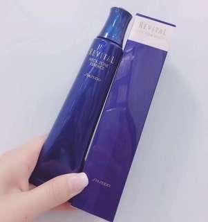shiseido revital neck Zone Essence 頸霜
