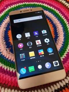 出售Letv Le 1s手機ㄧ部,外觀九成新,100%正常,電池八成狀態左右,售350元,有意請pm我,謝謝