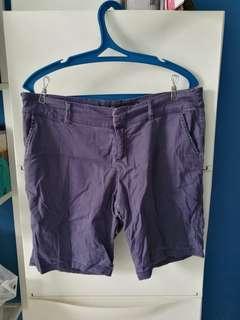 Cotton On Cobalt Blue Short Pants