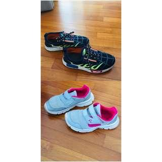 Kids Shoes (Both for $10)
