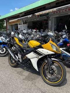 Yamaha YZF-R15 For Sale!