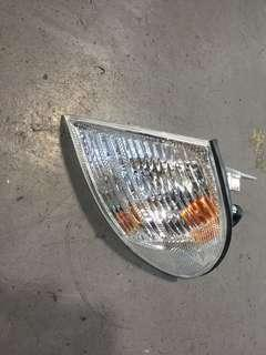BMW E46 front left signal lamp