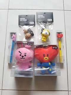 Bts BT21 Official Merchandise
