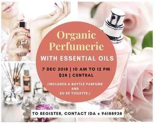 Organic Perfumerie