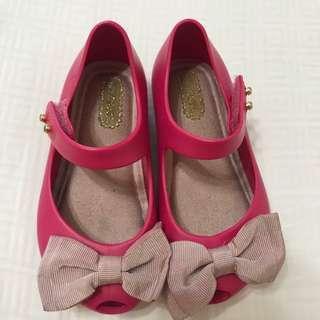 Mini Melissa Shoes USA 7