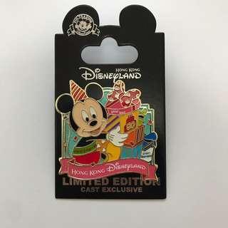 迪士尼襟章 Disney pin disney pins