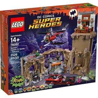 Lego 76052 Batman Classic TV Series - Batcave.