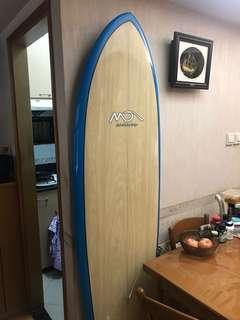 Surf board fish board 衝浪板