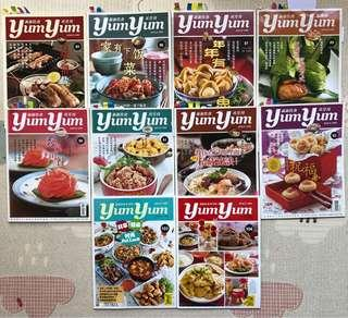 Cooking magazines- Yum Yum
