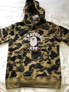 BN Bape First College Camo 3M Reflective Hoodie